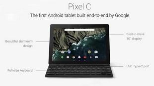 Google trình làng tablet cao cấp Pixel-C chạy Android
