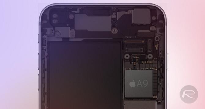 iPhone 6s/6s Plus được bán ra với 2 con chip A9 khác nhau