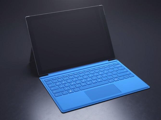 Microsoft Surface Pro 4 ra mắt, nhanh hơn Macbook Air 50%