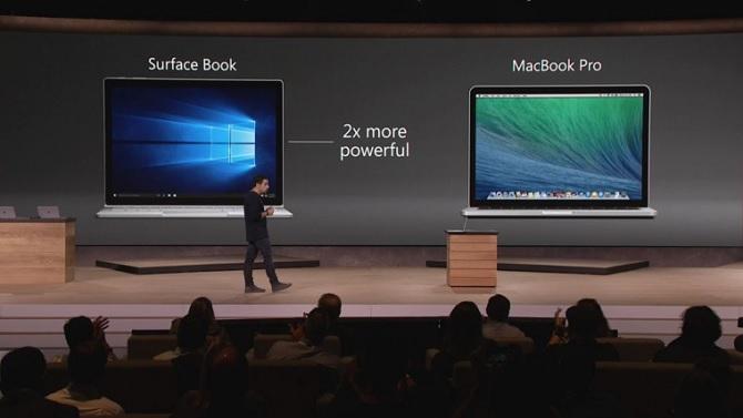 "Sureface Book, laptop ""khủng"" đến từ Microsoft"