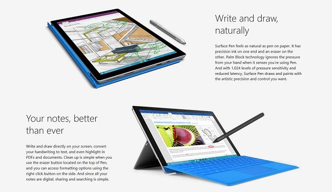 Microsoft Surface Pen mới chính thức cho đặt hàng, miễn phí Pen Tip Kit