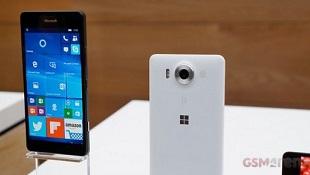 Cận cảnh Microsoft Lumia 950
