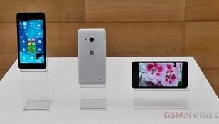 Cận cảnh Lumia 550 chạy Windows 10 giá 3 triệu đồng