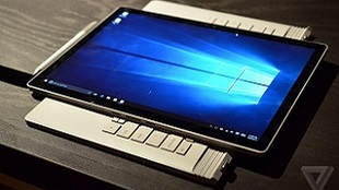 "Cận cảnh Surface Book: ""Sát thủ"" MacBook của Microsoft"