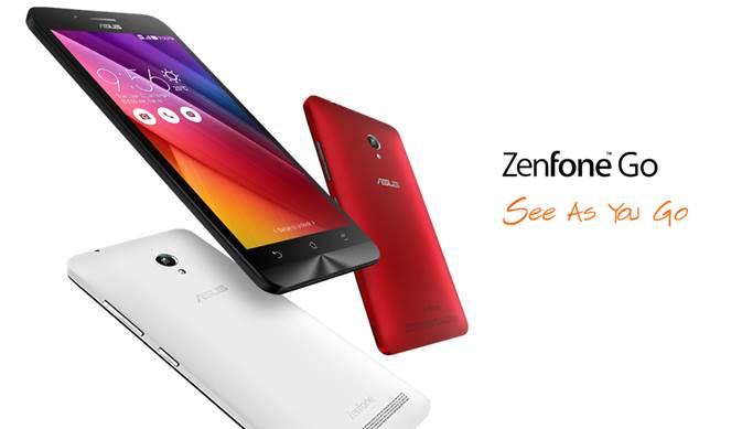 Asus giới thiệu ZenFone Go