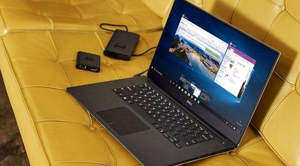 Dell XPS 15 mới, màn hình 15.6 inch mỏng nhẹ như laptop 14 inch