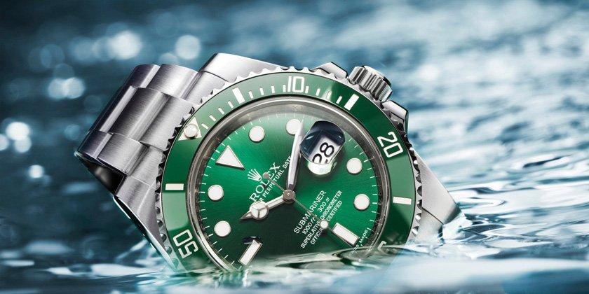 Cận cảnh mẫu đồng hồ Thụy Sỹ nổi tiếng nhất của Rolex