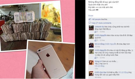 Mang 18,5 triệu đồng tiền lẻ đi mua iPhone 6 Plus 64 GB