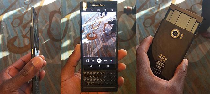 Chân dung BlackBerry Priv: chi tiết cấu hình và nhiều ảnh thực tế