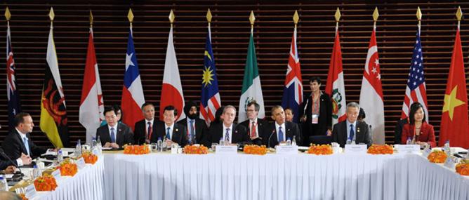 Hiệp định TPP có thể là dấu chấm hết cho các website chia sẻ