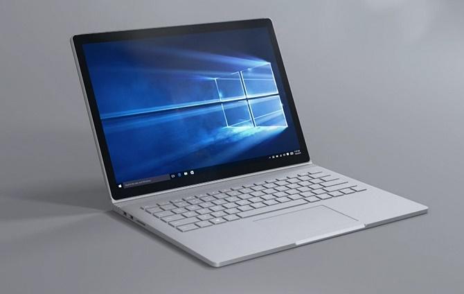 """Surface Book đã """"cháy hàng"""" phiên bản cao cấp nhất"""