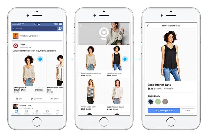 Với vị thế vững chắc trong mảng mạng xã hội, Facebook một lần nữa nỗ lực trở thành điểm đến trực tuyến duy nhất của người dùng.