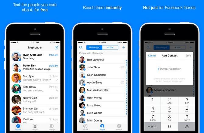 Nếu như Facebook thực hiện thành công tầm nhìn của mình dành cho Messenger, thế song mã của Google Play và Apple App Store sẽ bị phá vỡ.
