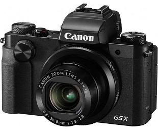 Canon trình làng bộ đôi PowerShot G5 X, G9 X và mirrorless EOS M10