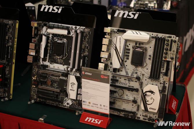 MSI giới thiệu thế hệ mainboard 100 series tại Việt Nam