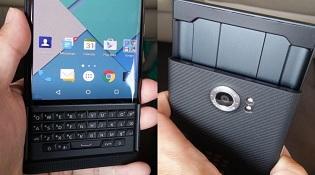 BlackBerry bắt đầu cho đặt hàng BlackBerry Priv, giá 630 USD