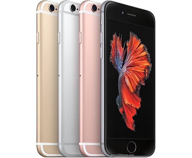 Doanh số iPhone 6s đang giảm