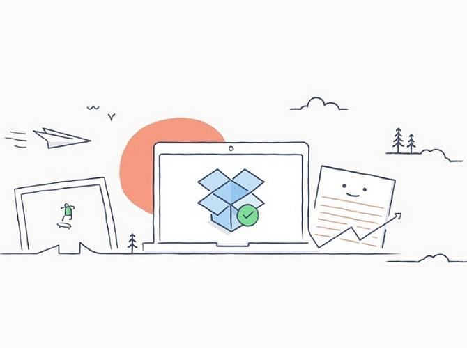Sau thất bại của Mailbox và Carousel, DropBox vẫn kiên cường bám trụ với thị trường phần mềm phối hợp làm việc khi ra mắt Notes.