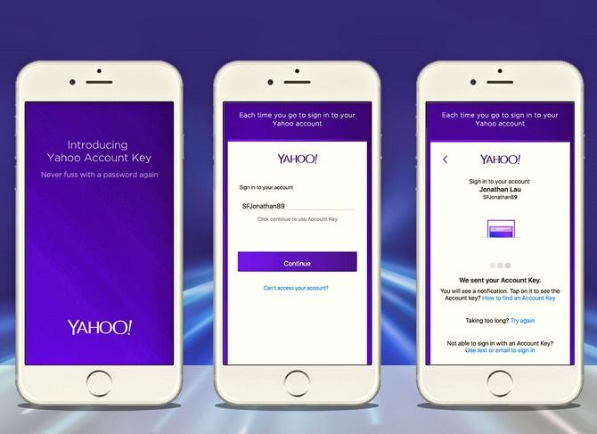 """Bằng cách """"giết chết"""" mật khẩu, Yahoo hy vọng sẽ xây dựng được một hình ảnh hiện đại, """"sành điệu"""" hơn để thu hút người dùng."""