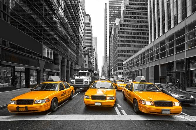 Theo một chương trình thử nghiệm mới được cấp phép vào ngày thứ năm vừa qua, 1.000 chiếc taxi tại New York sẽ được hiện đại hóa công nghệ tính phí.