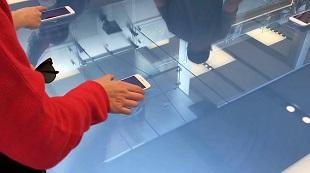Bàn kính mô phỏng tính năng 3D Touch