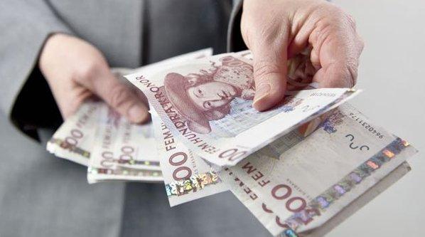 Thuỵ Điển sẽ là nước đầu tiên không còn dùng tiền mặt?