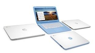 HP nâng cấp Chromebook 14 với chip Intel Celeron
