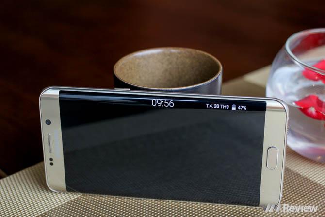 Đánh giá nhanh Samsung Galaxy S6 Edge Plus