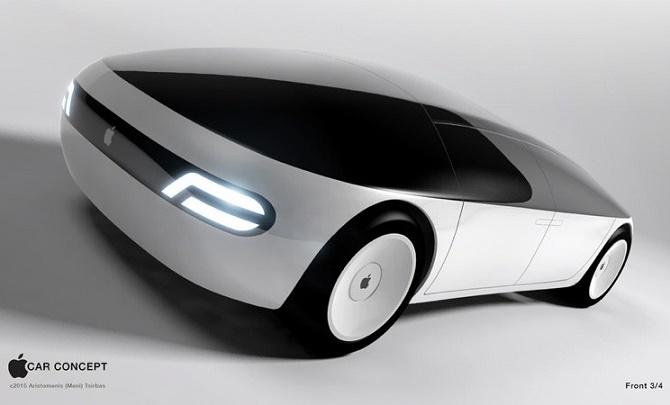 CEO Tim Cook úp mở về chiếc Apple Car