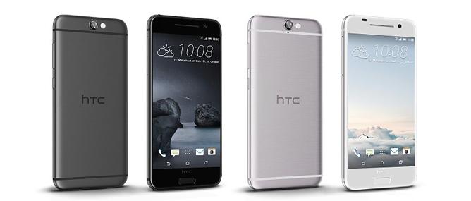 HTC trình làng One A9 chạy Android 6.0 Marshmallow, tích hợp DAC