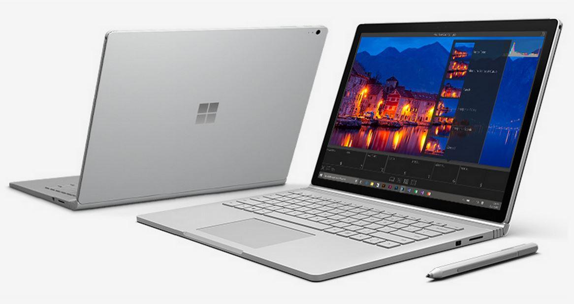 Microsoft hủy bỏ nhiều đơn hàng Surface Book