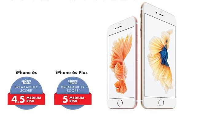 """iPhone 6s, 6s Plus đọ sức chịu đựng """"tra tấn"""" cùng Galaxy Note 5"""
