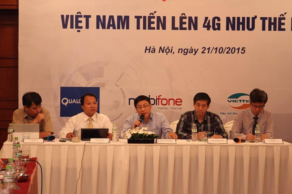 Trước thềm 4G, thừa nhận 3G chưa phát triển đúng kỳ vọng