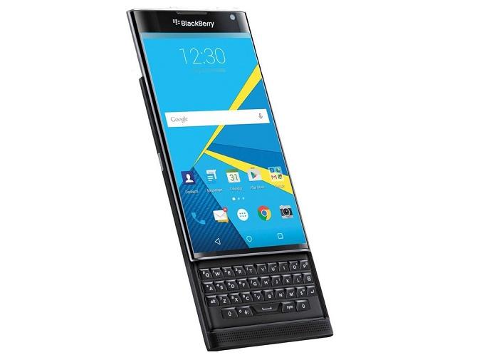 BlackBerry Priv sẽ có giá khởi điểm 750 USD