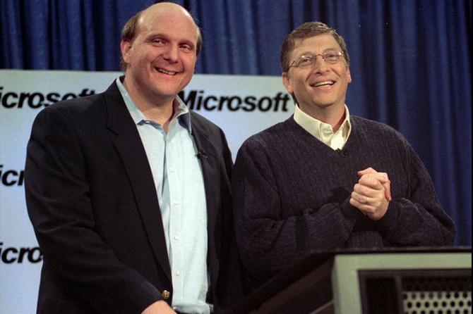Cổ phiếu Microsoft đạt giá trị cao nhất trong suốt 15 năm qua