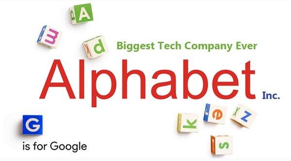 Google Alphabet thắng lớn trong quý 3/2015