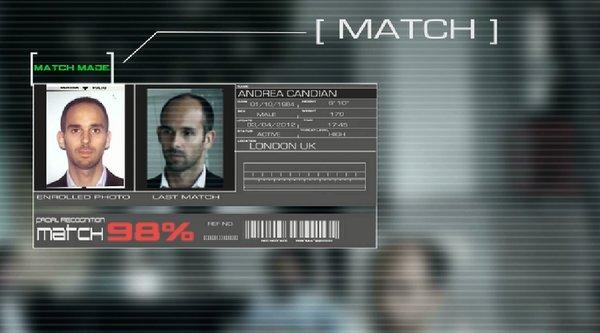 Nhận diện khuôn mặt tội phạm trên phim ảnh là hoang đường