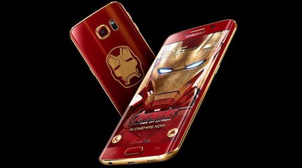 Galaxy S6 edge+ sẽ có phiên bản siêu anh hùng