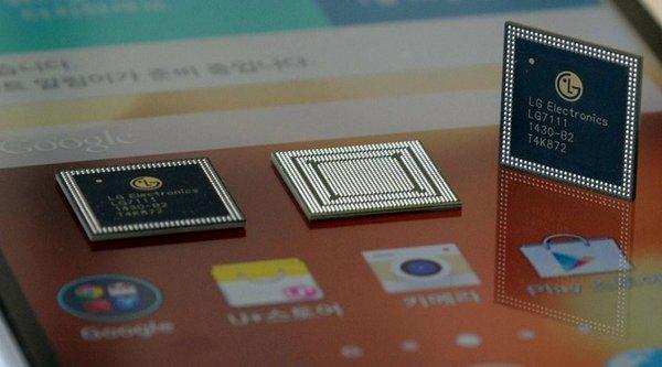 LG bắt tay Intel để sản xuất chip di động?