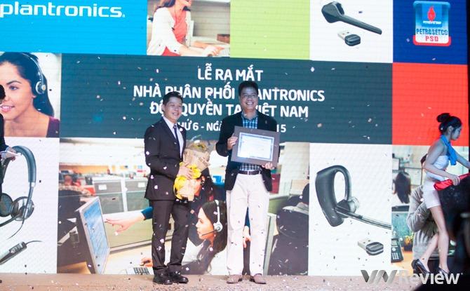 Plantronics sẽ phân phối tại Việt Nam thông qua PSD