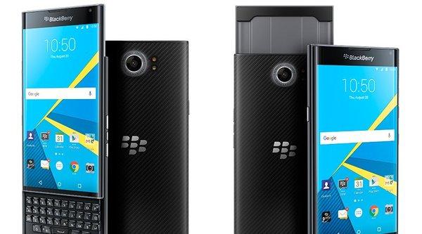 BlackBerry Priv có giá chính thức: 700 USD
