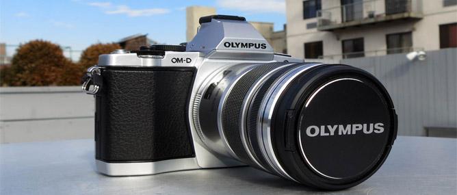 Đánh giá máy ảnh Olympus OM-D E-M5