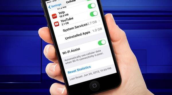 Apple bị kiện tập thể vì tính năng Wi-Fi Assist trên iOS 9