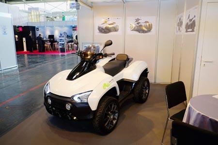 Acer bắt đầu tham gia sản xuất... xe điện