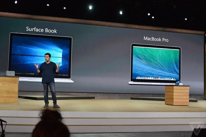 """Đây không phải là lần đầu tiên Microsoft và Apple tìm cách """"câu kéo"""" người dùng của nhau."""