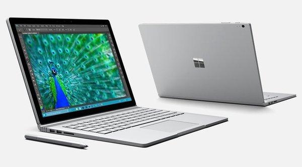 Microsoft ra trang web 'dụ' người dùng MacBook chuyển sang Surface Book