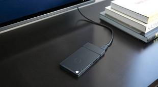 Máy tính siêu nhỏ chạy Windows 10, có cảm biến vân tay