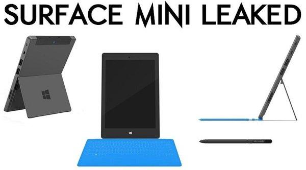 Microsoft xác nhận Surface Mini có thật