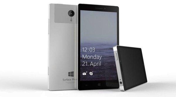 Thêm bằng chứng về sự tồn tại của Microsoft Surface Phone