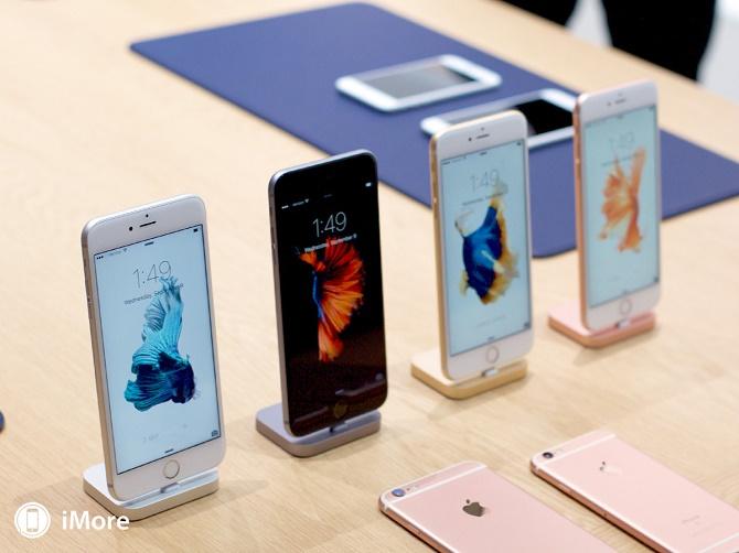 Doanh số iPhone quý 3/2015 thấp hơn kỳ vọng